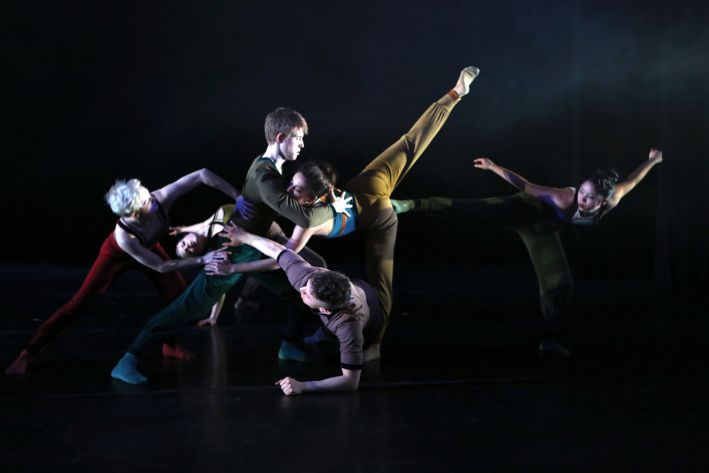 Excerpt from Dark Matters choreographed by Crystal Pite