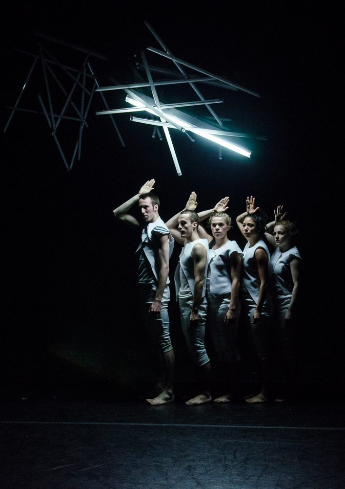 Imbalance, choreography by Shannon Gillen and Ross Katen