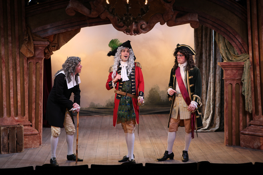 The Recruiting Officer, directed by Martha Banta